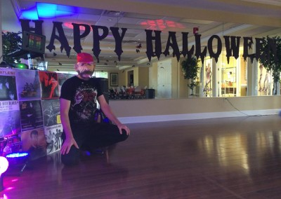 DJ Harry Wright Halloween Party