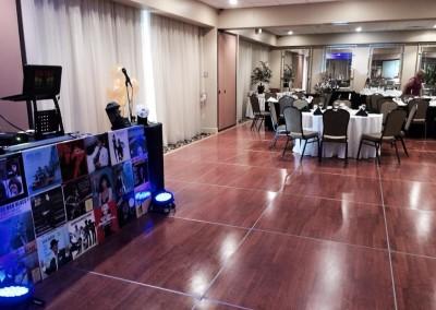 DJ Harry Wright Formal Event