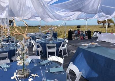 DJ Harry Wright Outdoor Wedding Event